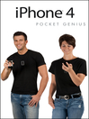 iPhone 4 Pocket Genius (eBook): Portable Genius Series, Book 97